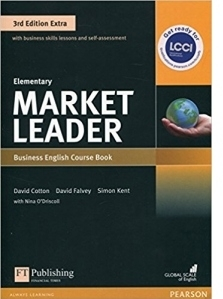 Market Leader. Elementary Business English Course Book (Includes Multi-ROM)