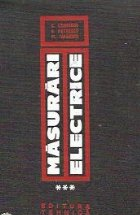 Masurari electrice industriale, Volumul al III-lea - Masurari in inalta tensiune
