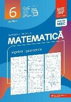 Matematică. Algebră, geometrie. Clasa a VI-a. Consolidare. Partea I