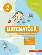 Matematică și explorarea mediului. Exerciții, probleme, jocuri, teste de evaluare. Clasa a 2-a