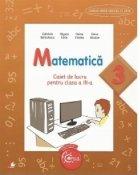 Matematica Caiet lucru pentru clasa