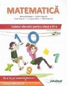 Matematica. Caietul elevului pentru clasa a III‑a
