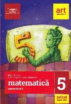 Matematica. Clasa a V-a. Semestrul I. Clubul matematicienilor