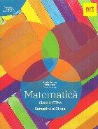 Matematica. Clasa a VIII-a. Semestrul al II-lea. Clubul matematicienilor