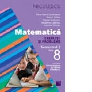 Matematica. Exercitii si probleme pentru clasa a VIII-a, Semestrul 2