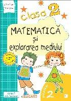 Matematica si explorarea mediului. Caiet de lucru. Clasa a II-a. Partea II (E1)