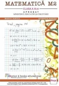 Matematica M2. Manual pentru clasa a XI-a