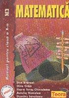 Matematica (M3) manual pentru clasa