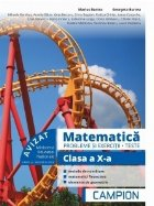 Matematica. Probleme si exercitii, teste. Clasa a X-a (avizat MEN 2018)