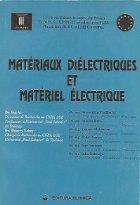 Materiaux Dielectriques et Materiel Electrique