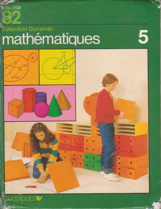 Mathematiques - 5e