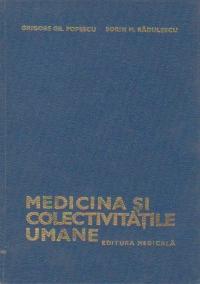 Medicina si colectivitatile umane