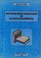 Metodologia cercetarii in stiinta economica