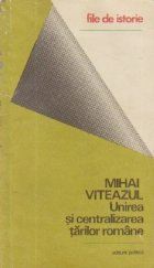 Mihai Viteazul Unirea si centralizarea tarilor romane