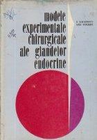 Modele experimentale chirurgicale ale glandelor endocrine