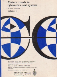 Modern trends in cybernetics and systems, Volume II