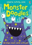 Monster doodles