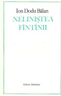 Nelinistea Fintinii - Poezii