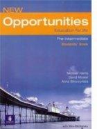 New Opportunities Pre Intermediate Student\