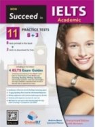 New Succeed in IELTS Academic - 11 (8+3) Practice Tests