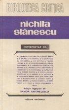 Nichita Stanescu interpretat de...