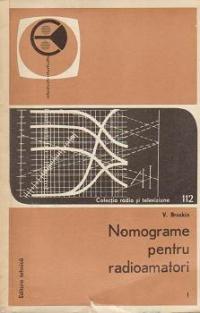 Nomograme pentru radioamatori, Volumul I