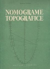 Nomograme topografice