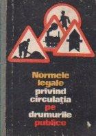 Normele legale privind circulatia pe drumurile publice