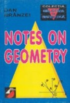 NOTES GEOMETRY