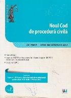 Noul Cod de procedura civila - republicat ad litteram. Actualizat 18 februarie 2013