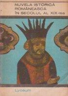 Nuvela istorica romaneasca secolul XIX