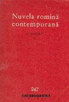 Nuvela romina contemporana - culegere, Volumul I