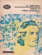 Opera lui Mihai Eminescu, Volumul al IV-lea