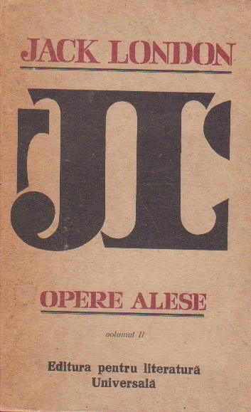 Opere alese in 3 volume, Volumul al II-lea