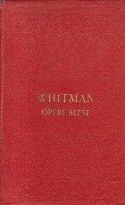 Opere alese (Whitman)