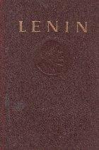 Opere - Lenin, Volumul 31, Aprilie-decembrie 1920