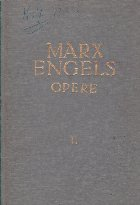 Opere, Volumul 11 (Marx, Engels)