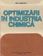 Optimizari in industria chimica