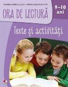 Ora de lectură. Texte și activități. 9-10 ani