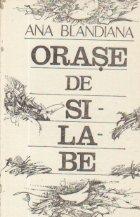 Orase de silabe