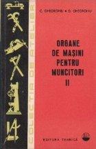 Organe de masini pentru muncitori, Volumul al II-lea