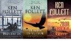 Pachet Ken Follett (3 carti): Printre lei. Zbor periculos. Pe aripi de vultur