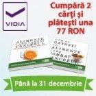 Pachet promotional Richard Beliveau si Denis Gingras (2 carti): 1. Alimente care combat cancerul; 2. Cum sa gatesti cu alimente care combat cancerul