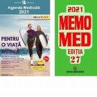 Pachetul Farmacistului 2020: Agenda Medicala si Memomed