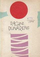 Pagini dunarene - Culegere literara