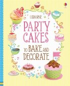 Party cakes to bake and decorate