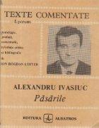 Pasarile (Texte comentate)