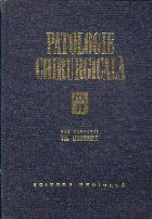 Patologie chirurgicala Volumul lea