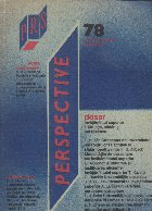 Perspective, Nr. 2, 1991 (78)