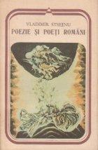 Poezie si poeti romani